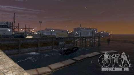 Mergulho em GTA V