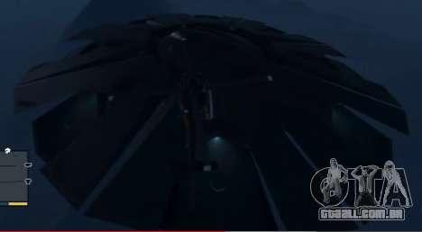 GTA 5 ovni (UFO) acima Fort Zancudo