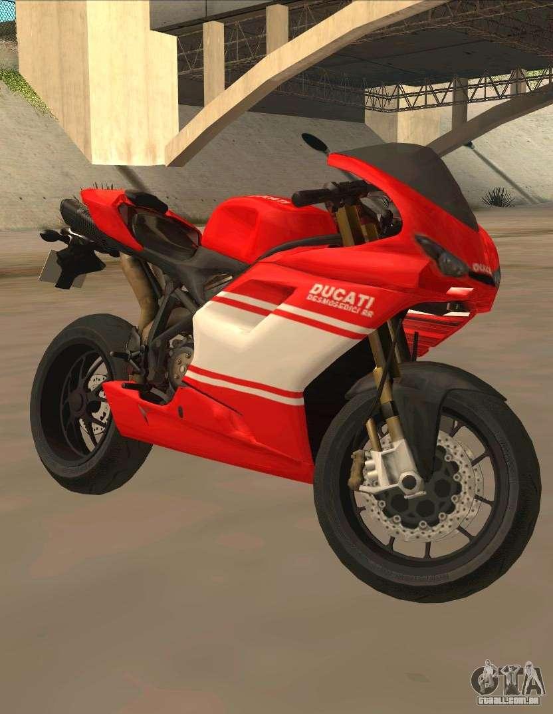 Motos para GTA San Andreas com instalação automatizada: free