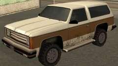 o Código de Rancher do GTA San Andreas