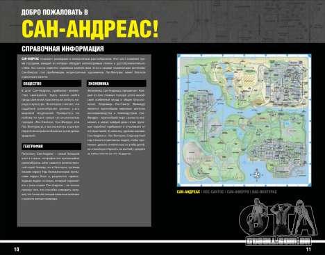 Guia de viagens para GTA San Andreas de 1C [RUS]