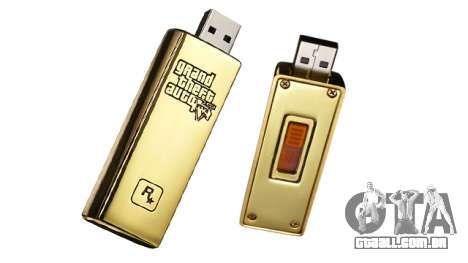 Recarga de GTA 5 Collection: usb drives