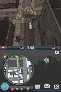 5 anos a partir da data na de lançamento de GTA CW para Nintendo DS
