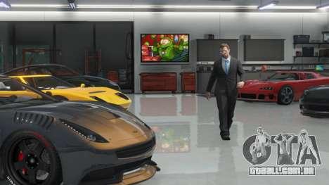 Primavera de atualização GTA Online