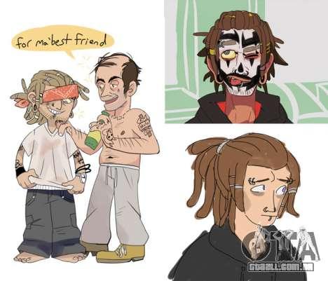 Atualização de ilustrações fan-art, de 29 de abril