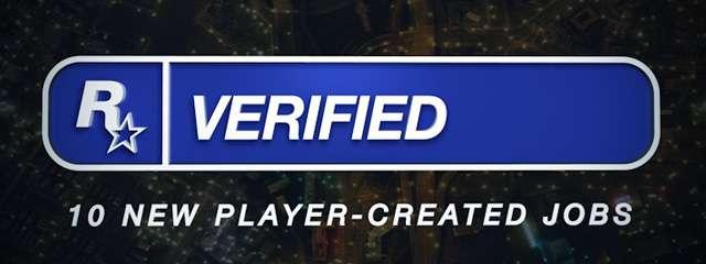 Atualização Verified Jobs em GTA Online