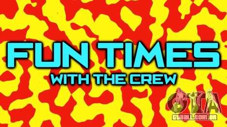 Maio de atualização de vídeo Crew Rockstar