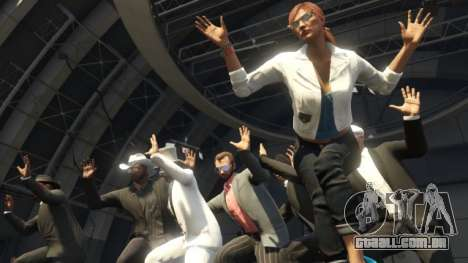 GTA Online: visão geral dos principais eventos