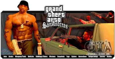 GTA SA para Xbox: lançamento na América do Norte