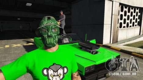 Comandos do GTA Online: conjunto de recrutas