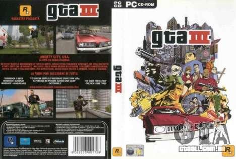 Lançamentos de 2003: o GTA 3 para PC no Japão