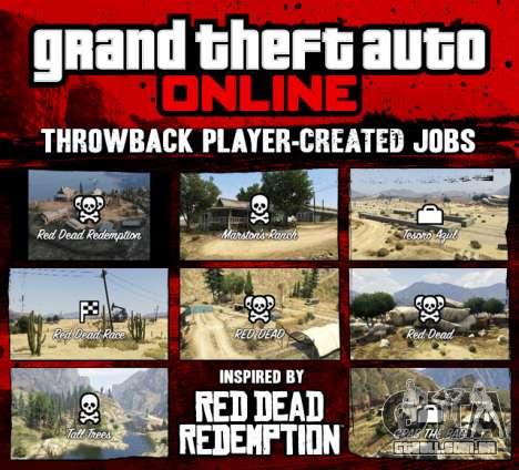 GTA Online: homenagem ao anjo da morte