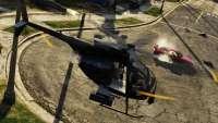 Grand Theft Auto On-line