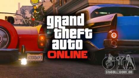 GTA Online: direitos vídeo do 16.10.14