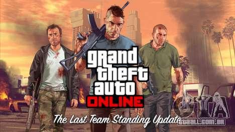 Atualização GTA Online 1.17