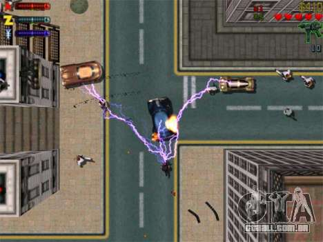 Lançamentos dos anos 90: GTA 2 para o PS na Europa