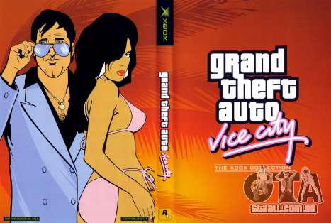 Lançamentos do Xbox: GTA VC na América