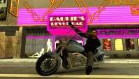 Portas do GTA LCS: PSP-versão na América