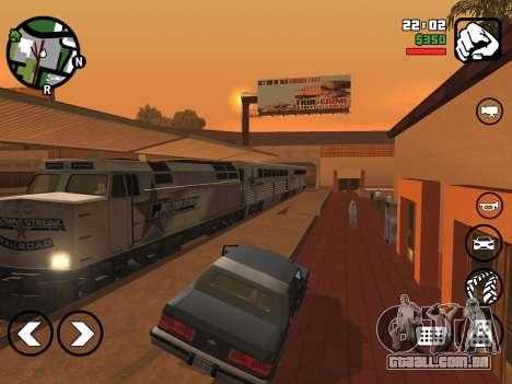 Lançamentos do GTA para Android: San Andreas