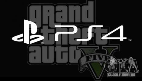 Vídeo de GTA 5: PS4 contra o PS3