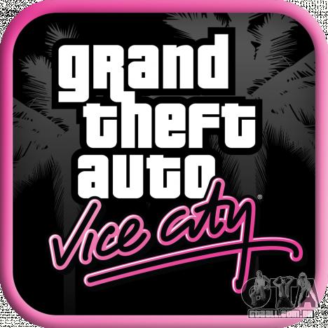 o Lançamento de GTA VC: características do porto para o iOS