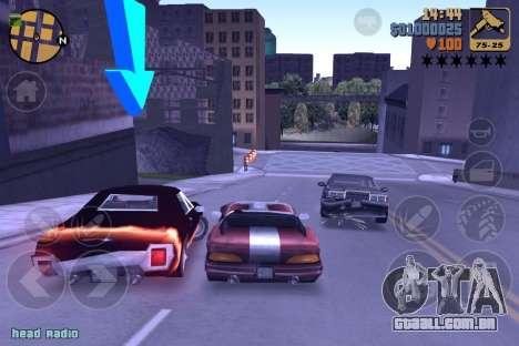 Os lançamentos de GTA 3: iOS, Android, o