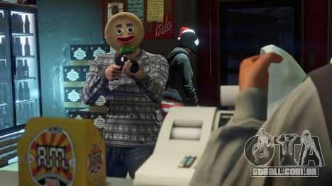 o Natal surpresas no GTA Online