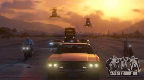 GTA Online: bônus e recomendadas para a missão