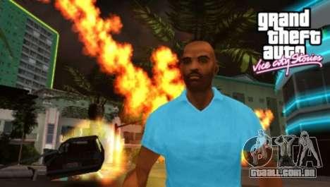Sair GTA VCS para PS2 na Austrália e na Europa