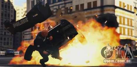 Editor de GTA 5 para PC: o primeiro vídeo