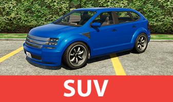 GTA 5 SUVs