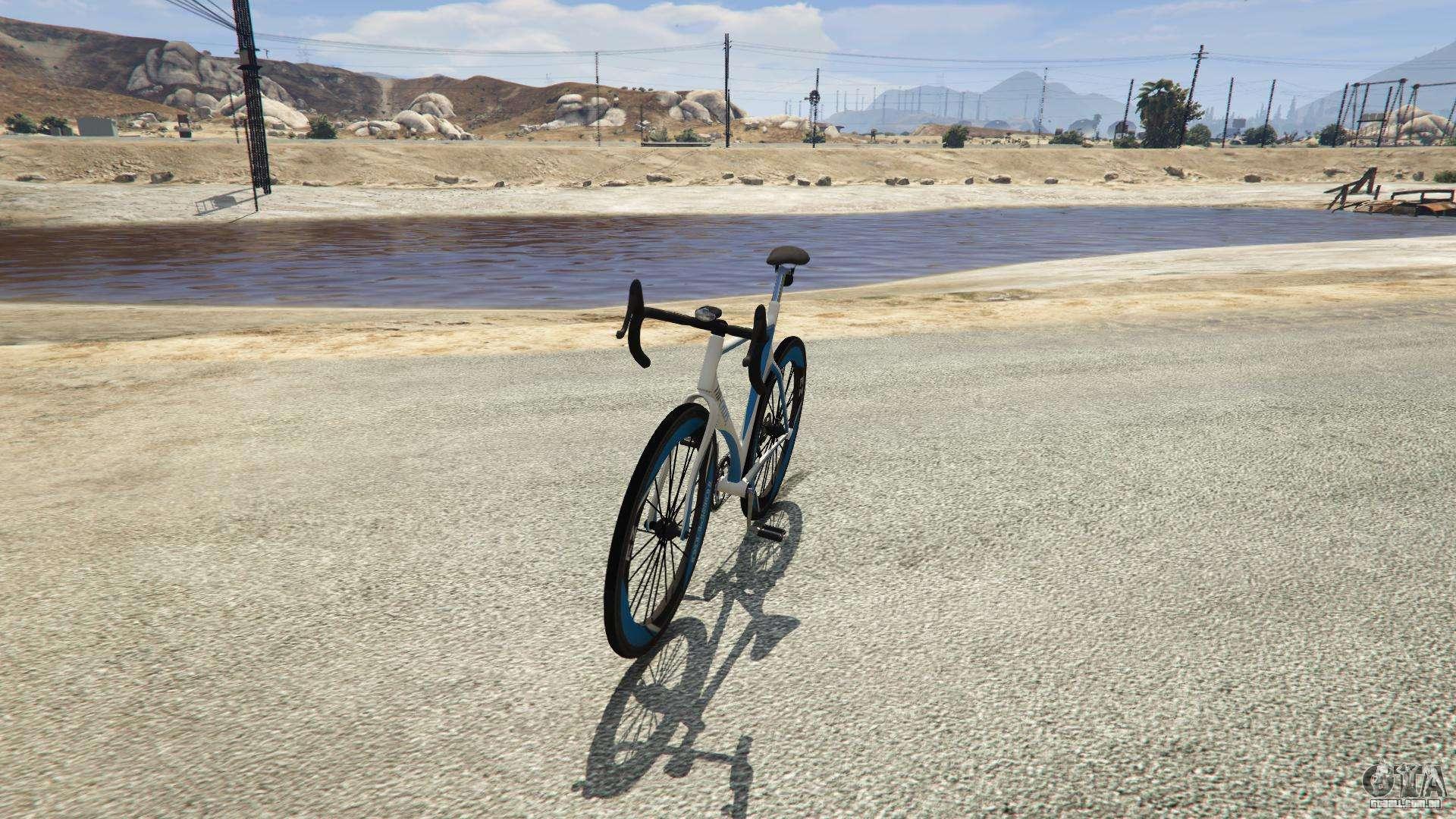 Tri-Cycles Race Bike do GTA 5