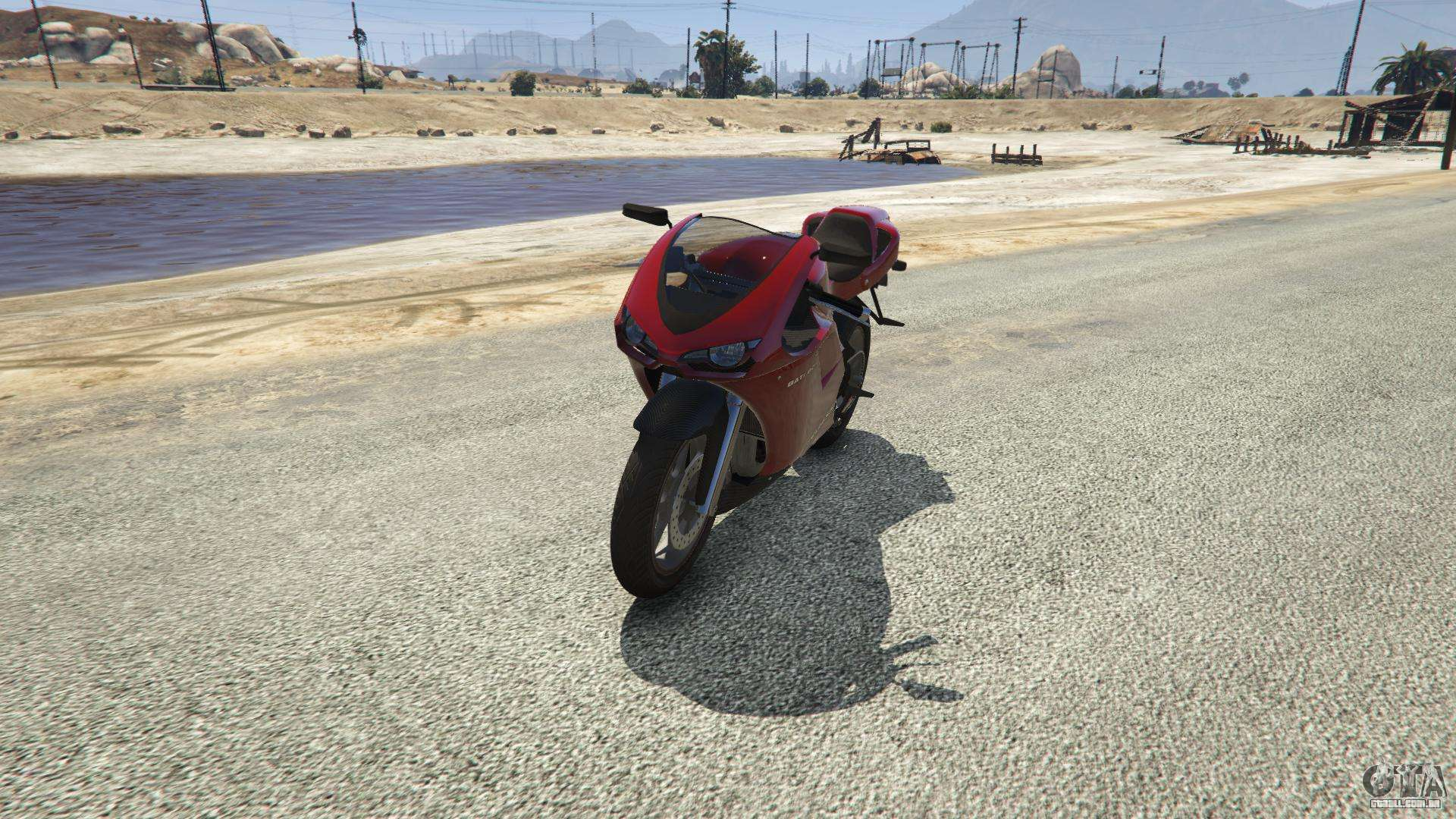 Pegassi Bati 801 do GTA 5