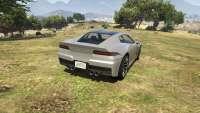 Invetero Coquette do GTA hard-top 5 - vista posterior