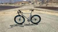 Tri-Cycles Race Bike do GTA 5 - vista lateral