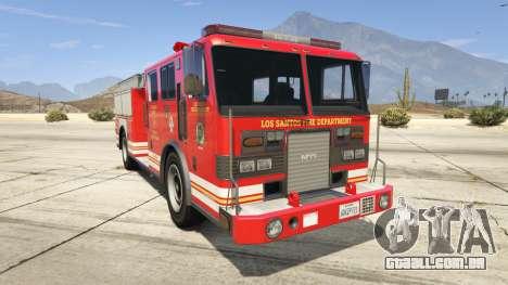 MTL Fire Truck