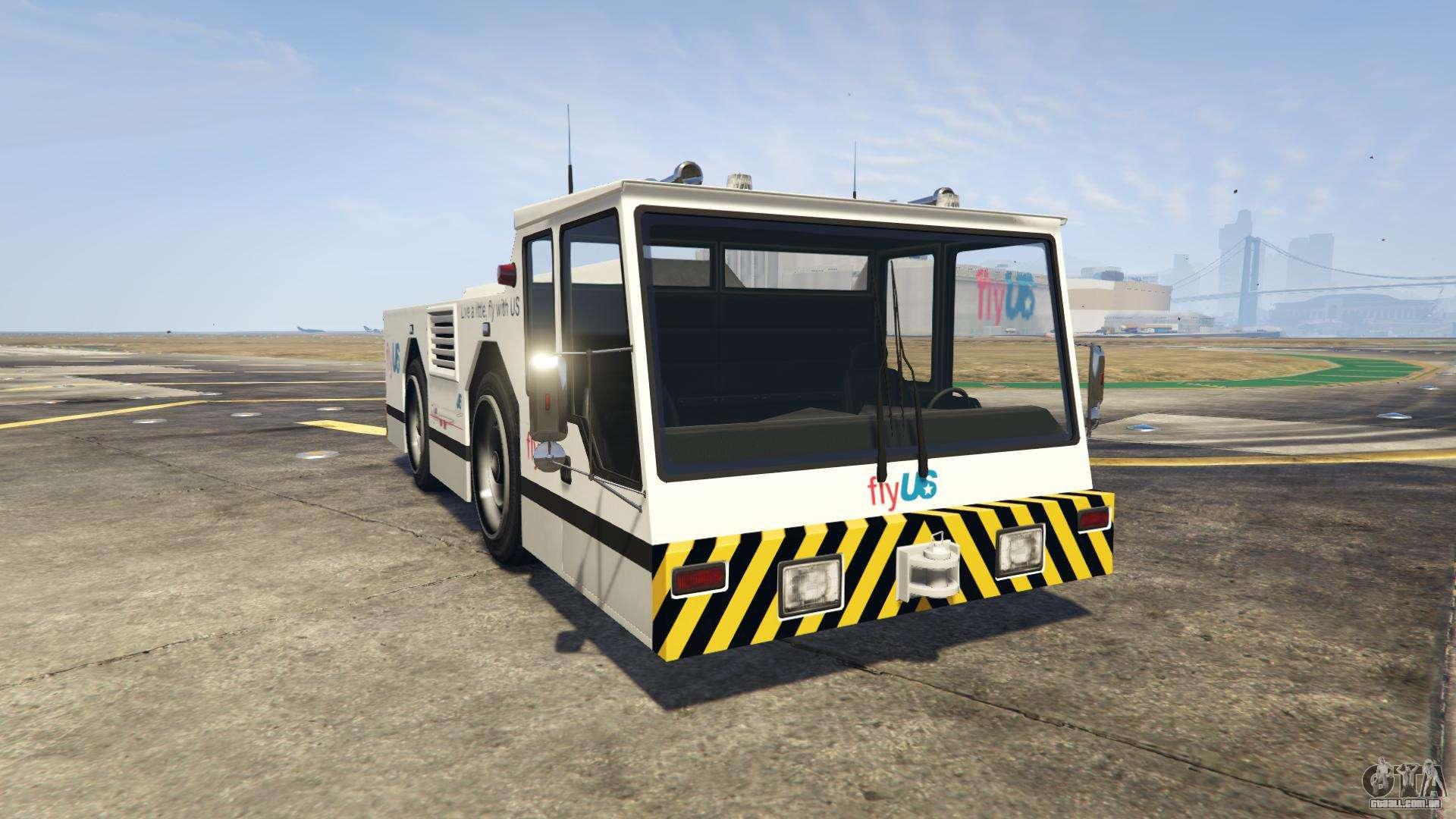 GTA 5 HVY Ripley - vista frontal