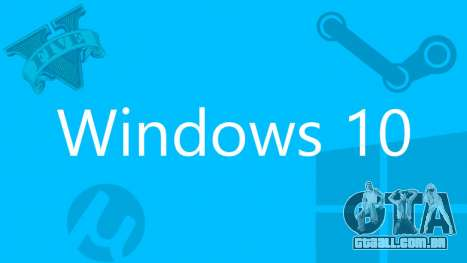 GTA 5 não funcionará no Windows 10