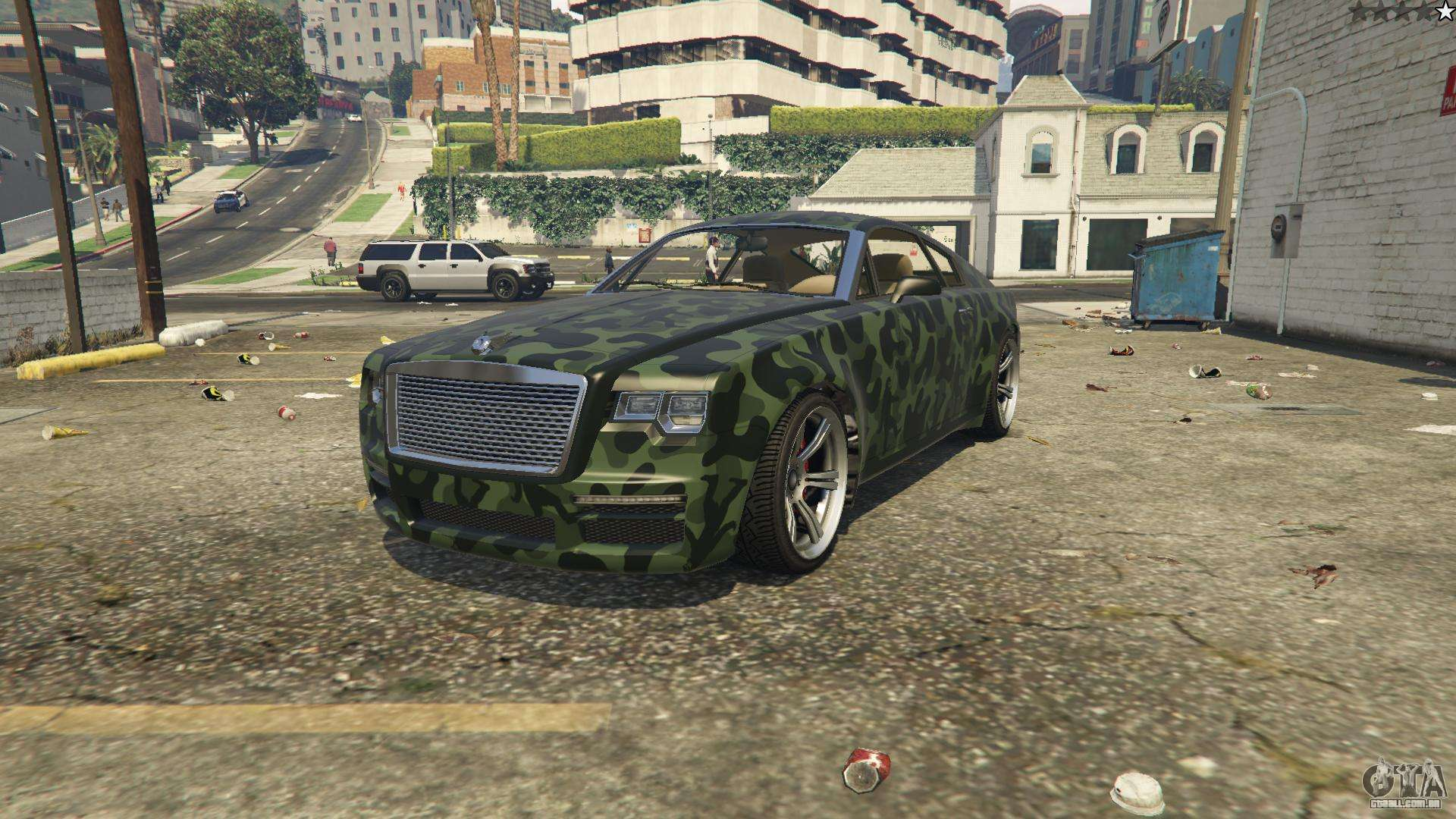 Enus Windsor de GTA 5
