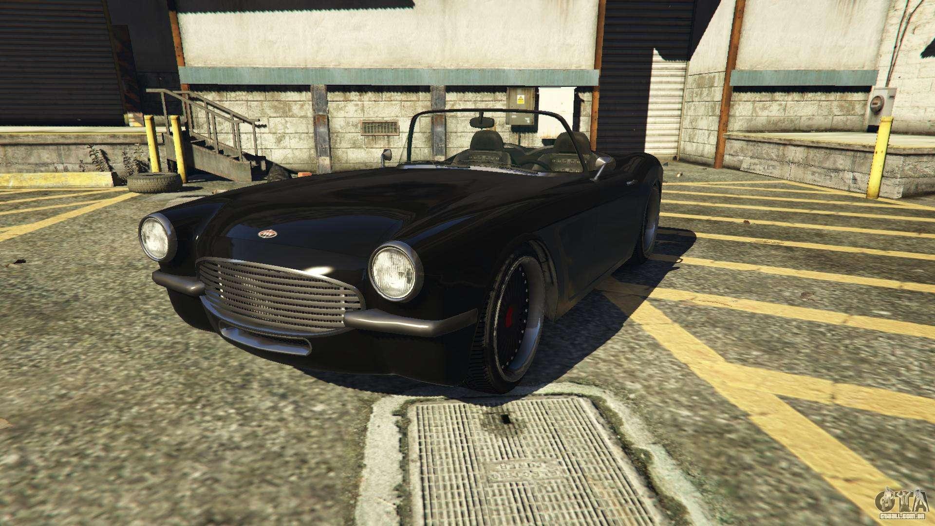 Invetero Coquette BlackFin de GTA 5
