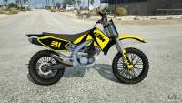GTA 5 motos