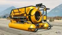 A bomba submersível para GTA 5