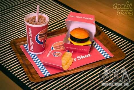 Burger Shot (Doces Menu)