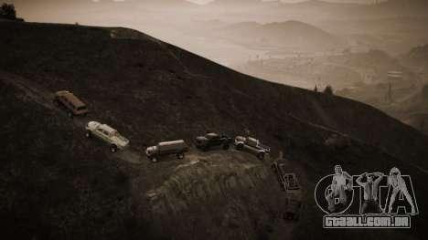 San Andreas 4x4 tripulação