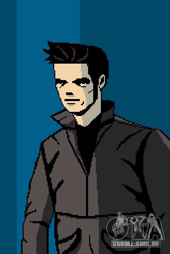 Pixel Claude