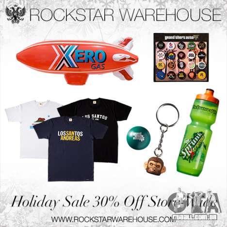 Rockstar Warehouse Descontos
