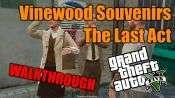 GTA 5 Solo Jugador Tutorial - Vinewood tienda de Regalos - El Último Acto