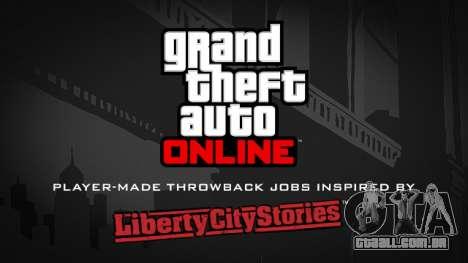 Custom missão do GTA Online