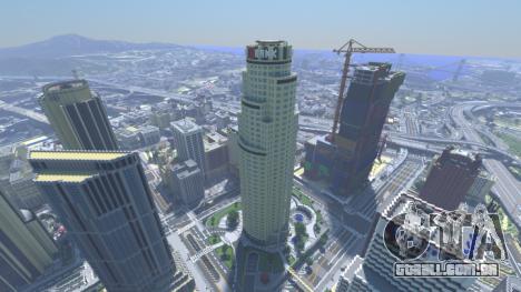 GTA 5 no Minecraft