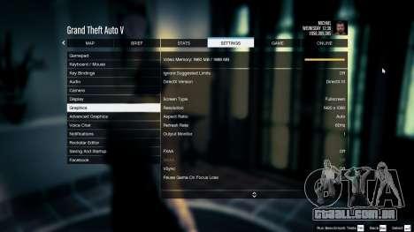 GTA 5 de Personalização